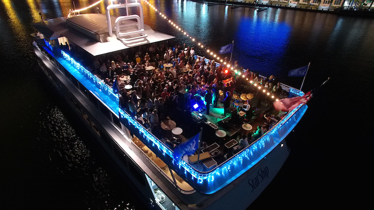 Rock the Yacht Live Music Party Cruises | Yacht StarShip ...