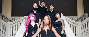 Rock the Yacht Raydio Band