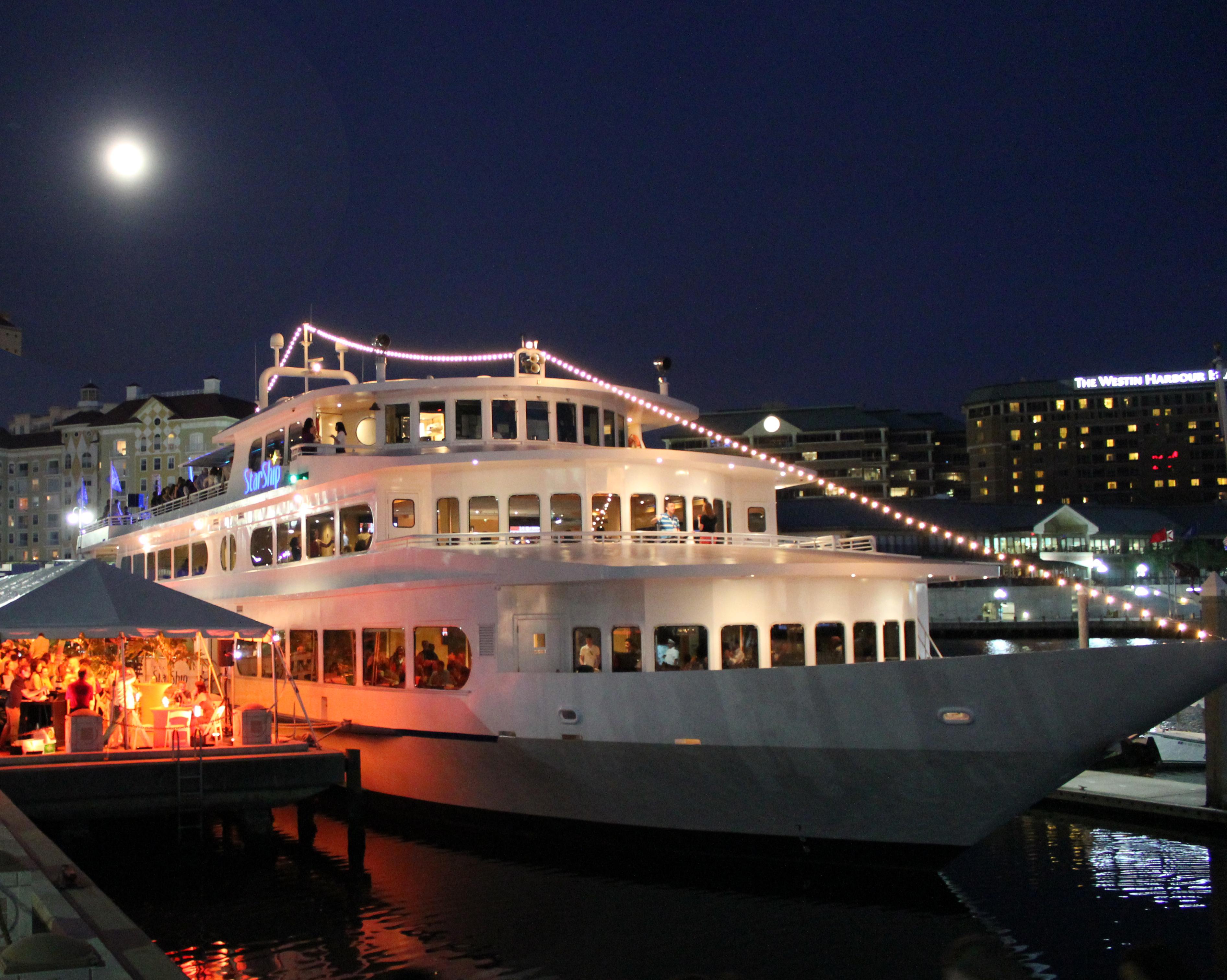 Tampa S Waterfront Restaurants Yacht
