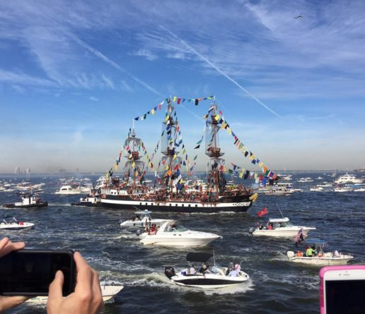 Yacht StarShip Gasparilla Invasion