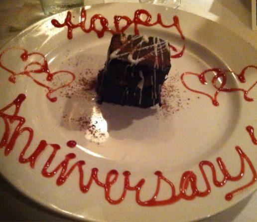 Yacht StarShip Anniversary Cake