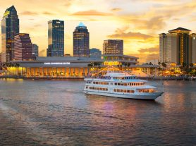 Tampa Bay And Clearwater Premier Cruises | Yacht StarShip