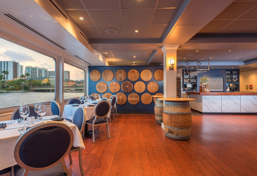 How Much Is Tax >> Public Dinner Cruises - Tampa | Yacht StarShip Yacht Starship
