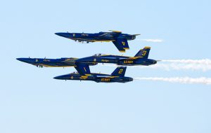 MacDill Airfest Blue Angels