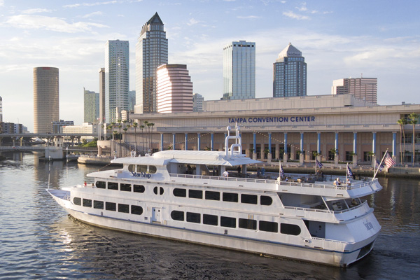 Weddings In Tampa Clearwater And St Petersburg Yacht