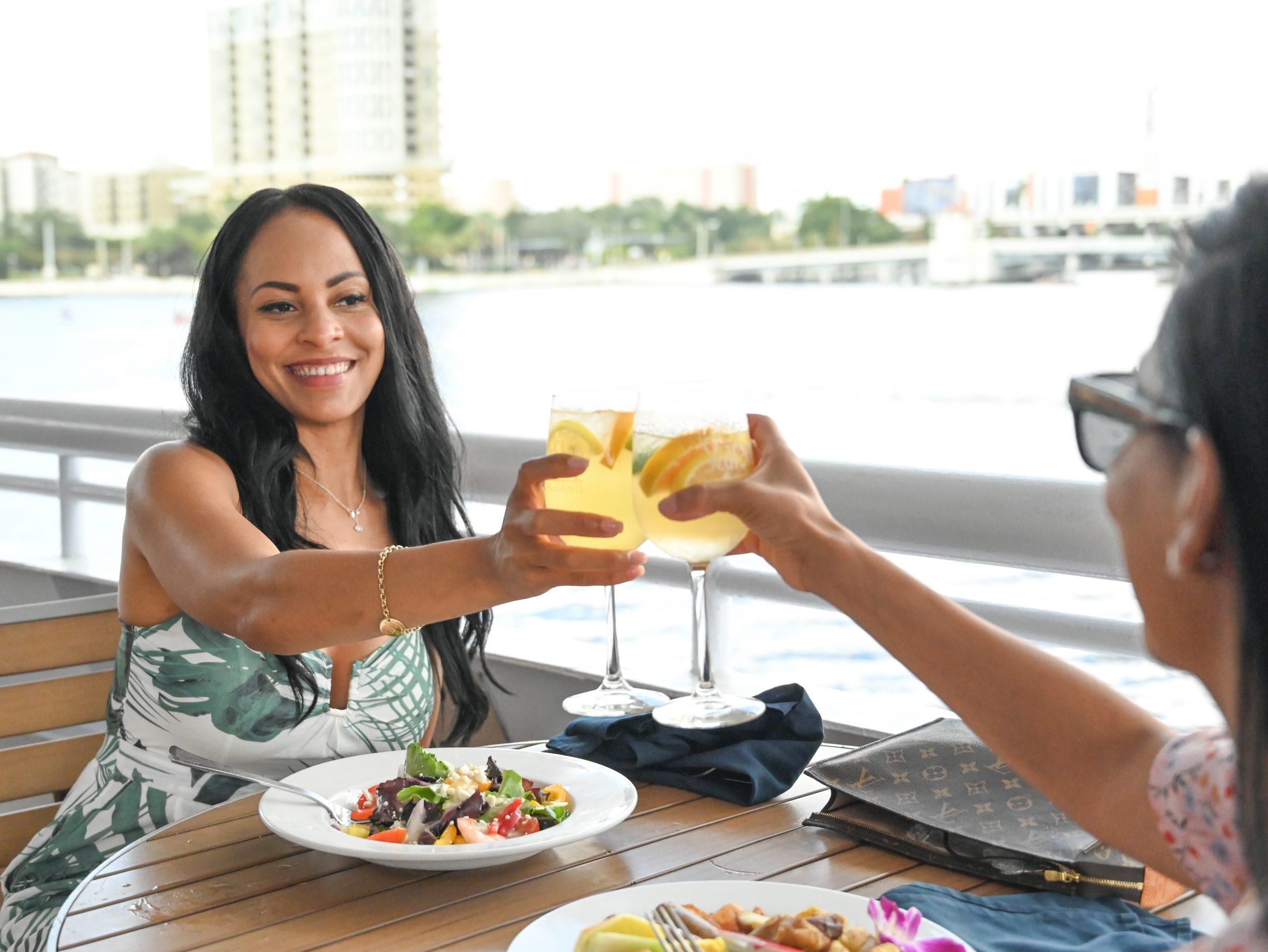 Brunch Cruise in Tampa Bay aboard Yacht StarShip