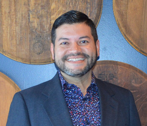 Eric Abril Director of Event Services