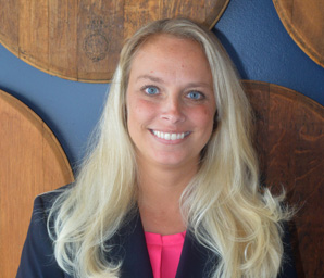 Nicole Kinzel Director of Food & Beverage