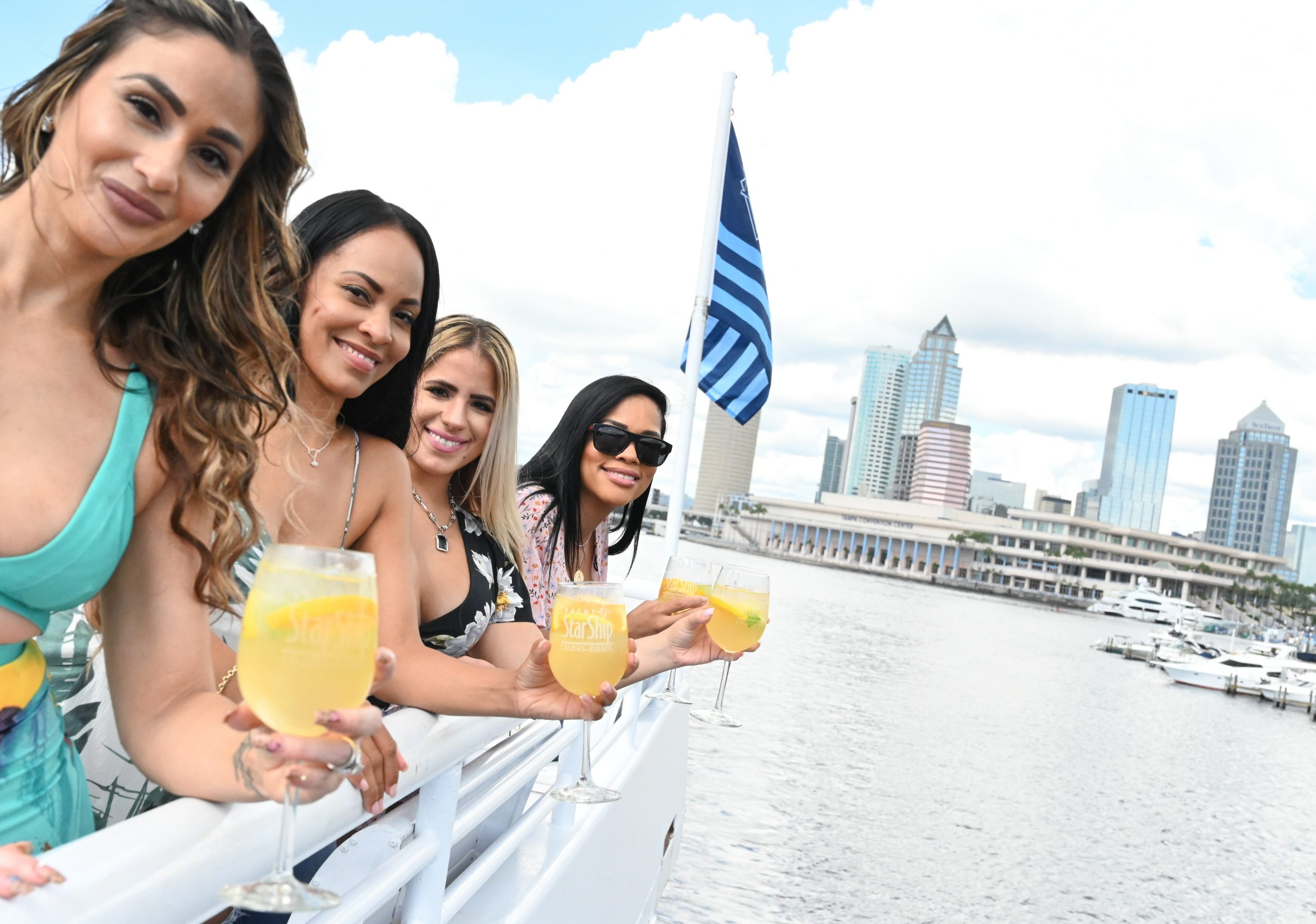 DJ Entertainment aboard Yacht StarShip