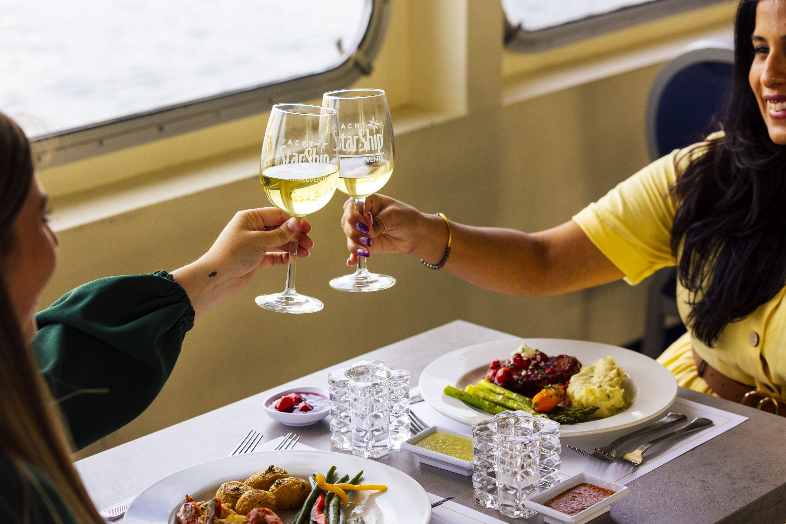 Food and Drink Yacht StarShip
